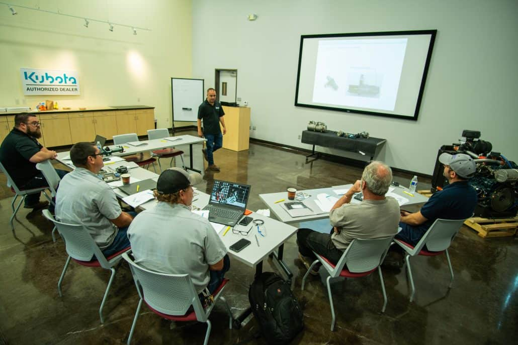 Electronic Diesel Engine Class (Modesto) - Anderson Industrial Engines